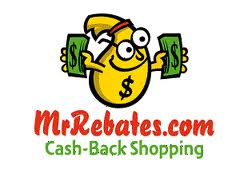MrRebates Cash Back Shopping