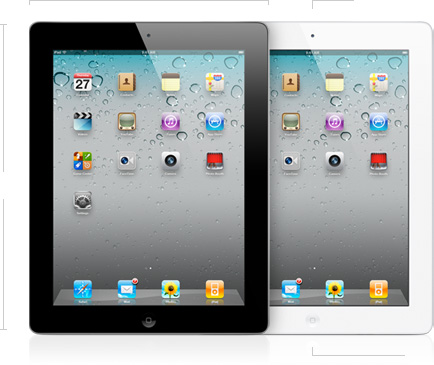 iPad, Apple