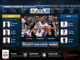 NCAA March Madness On Demand app