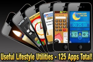 125 in 1 Games & Utilities Box App