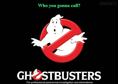 Crackle Ghostbusters