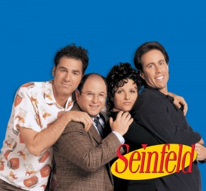 Crackle Seinfeld