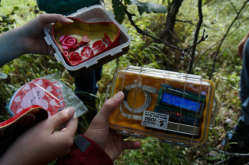 Geocaching Your Real Life Treasure Hunt