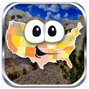 Stack the States app