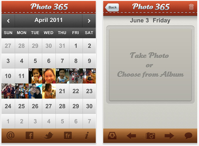 Photo 365 Screenshot