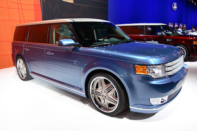 Ford Flex car