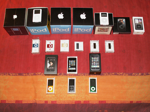 iPhone collection