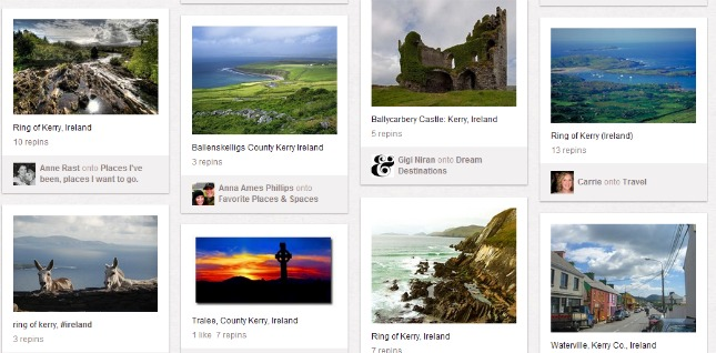 Pinterest Ring of Kerry