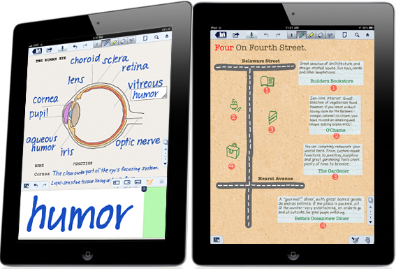 Notability Note-Taking