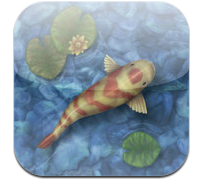 Tech to brighten your mood for Virtual koi fish pond