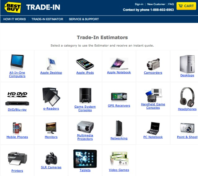Best Buy Resale Tech
