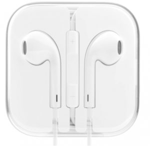 2012 Apple Ear Pods
