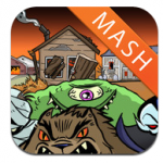 Mash Halloween iPhone Android