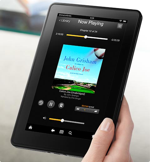 Audible Kindle Immersion Reading
