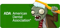 American Dental Association Pop Cap