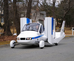Flying Car Street Legal