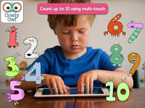 Little Digits iPad App