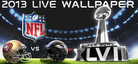 NFL Live Wallpaper app Android