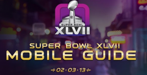Official NFL Super Bowl App iPhone Android