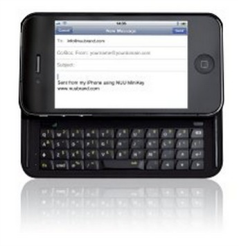 iPhone 4/4S Keyboard Case