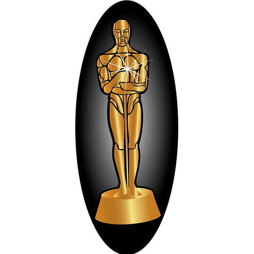 Academy Awards Trophy