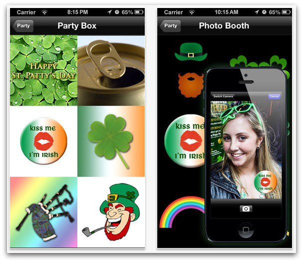 Celebrate St. Patrick's Day with Apps!