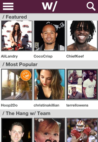 Hang W/ Featured