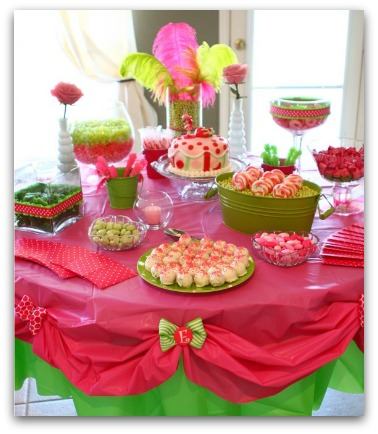 Pinterest Party Boards