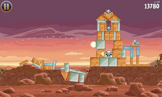 Angry Birds Star Wars Edition