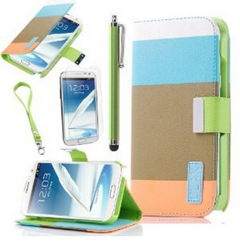 Samsung Galaxy Note 2 Wallet Case