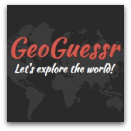 Geoguessr Geography quiz game