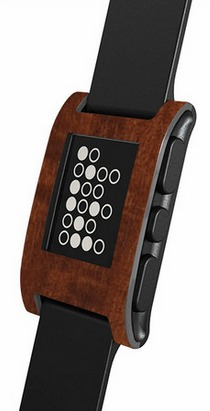 Pebble Watch Decal