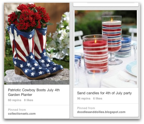 4th of July Decorating Ideas Pinterest