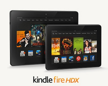 Kindle Fire Tablets 2013