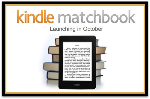 Kindle Matching Print Books