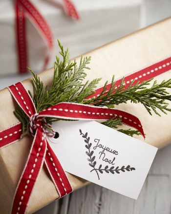 Christmas Wrapping Ideas Pinterest