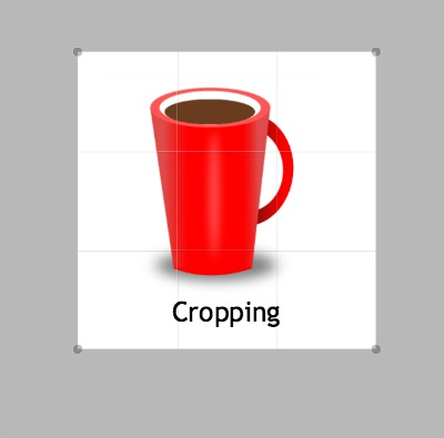 Cropping a Photo