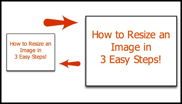 How to Resize a Photo