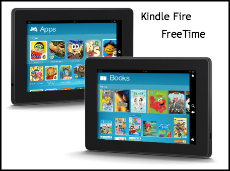 Kindle Fire FreeTime Update