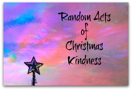 Perform Random Acts of Kindness at Christmas