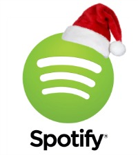 Spotify Holiday Songs
