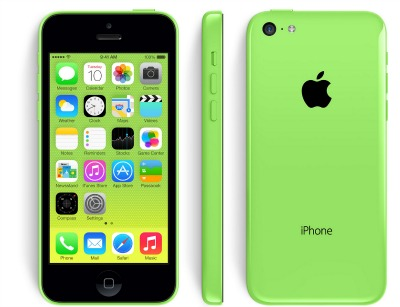 iPhone 5c Plastic