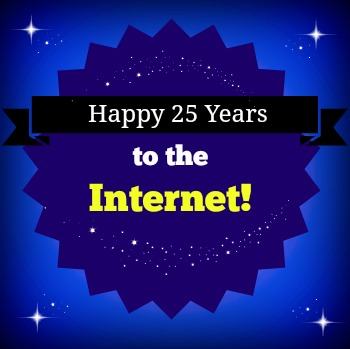 Internet 25th Anniversary