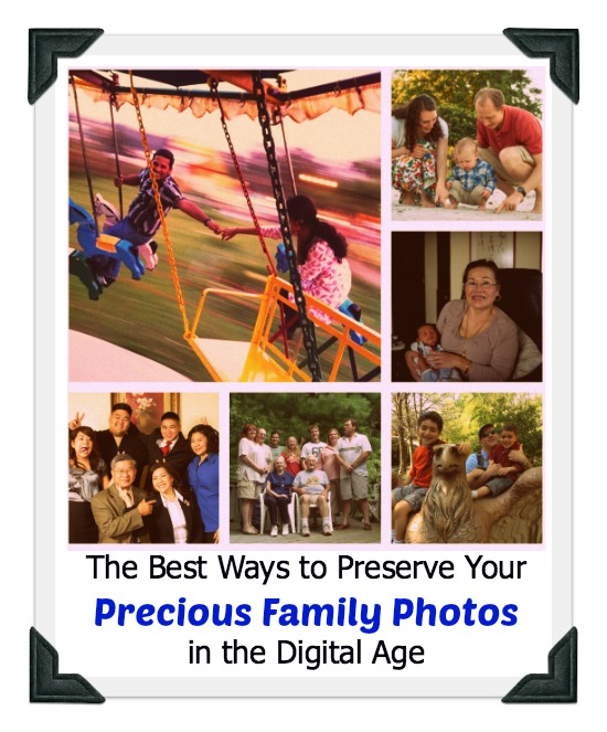 Family Photos for Future Generations