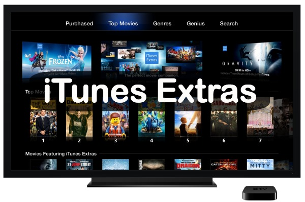 iTunes Extras Movies