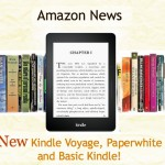 Amazon News: New Kindle Voyage, Paperwhite and Basic Kindle!