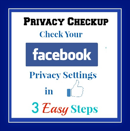 Facebook Permissions Check up