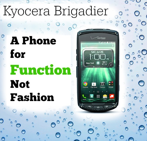 Brigadier Android Phone