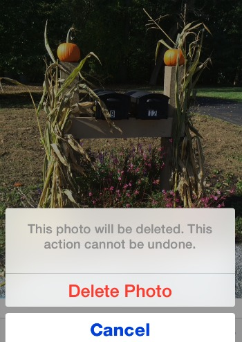 How to Really Delete Photos in iOS 8