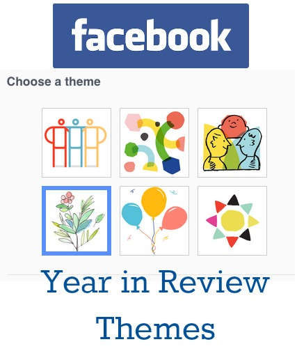 2014 Facebook Themes Year in Review